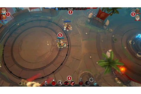 User Interface and Controls | Basics - Battlerite Game ...
