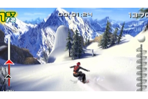 SSX 3 ... (PS2) - YouTube