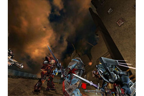 Apocalyptica Screenshots - Video Game News, Videos, and ...