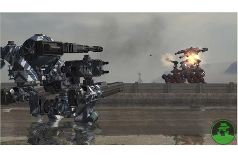 CONTACT :: Chromehounds full game free pc, download, play ...