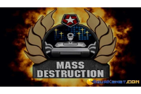 Mass Destruction gameplay (PC Game, 1997) - YouTube