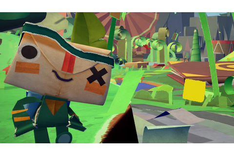 Tearaway Gameplay Details, Release Date, and Pre-Order ...