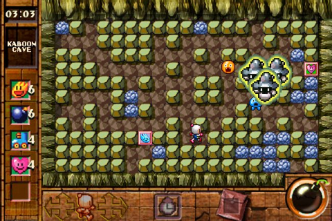 BOMBERMAN TOUCH - THE LEGEND OF MYSTIC BOMB - MB - Review ...