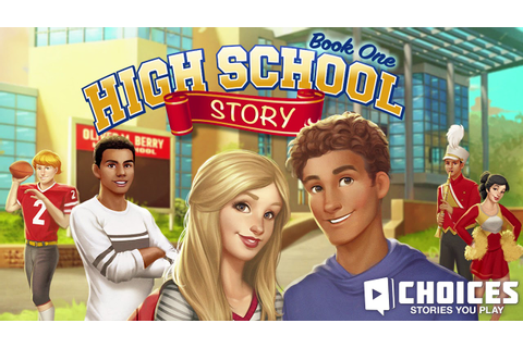 High School Story - First Kiss - YouTube