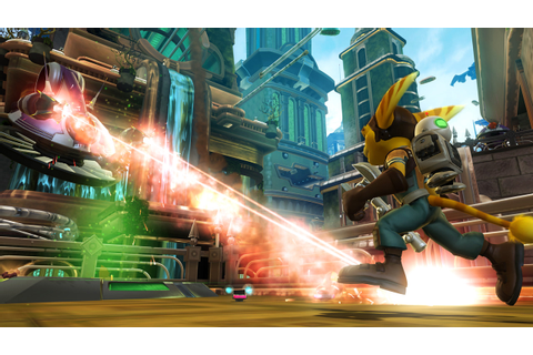 Ratchet & Clank : Opération Destruction - PS3 - Ratchet Galaxy