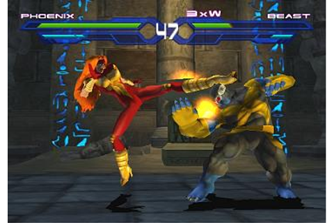 Screens: X-Men: Next Dimension - GameCube (7 of 16)