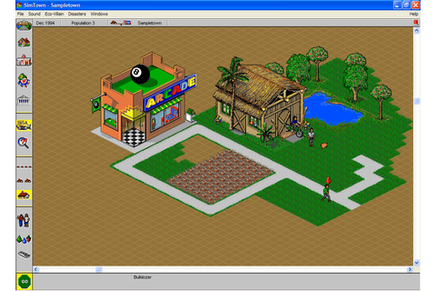 Download SimTown (Windows) - My Abandonware