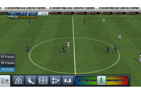 Pro Evolution Soccer (PES) Club Manager New Updated APk ...