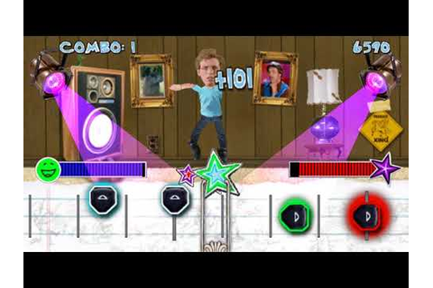 Napoleon Dynamite: The Game PSP Gameplay Sample - YouTube
