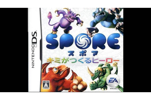 Spore Hero Arena DS OST - Epic Battle - YouTube
