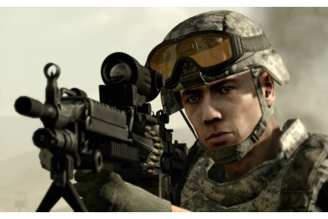 Soldier face closeup image - ARMA 2: Operation Arrowhead ...