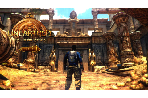 Unearthed:Trail of Ibn Battuta Game Android Free Download