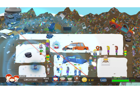 South Park Let's Go Tower Defense Play! Screenshots ...