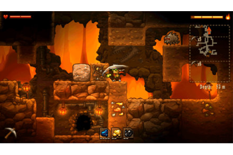 SteamWorld Dig Game | PS4 - PlayStation