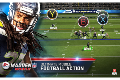 Why Madden NFL Mobile is the last football game EA will ever need to ...