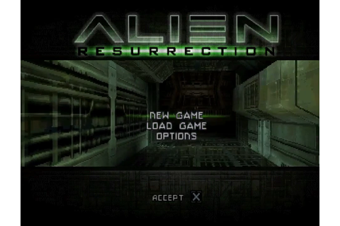 Alien Resurrection Download Game | GameFabrique
