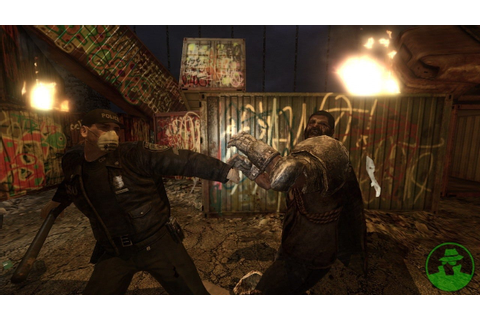 Condemned 2 Screenshots, Pictures, Wallpapers - Xbox 360 - IGN