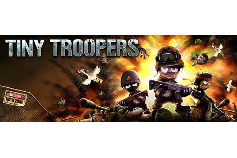 Tiny Troopers review: A small soldier in a big world
