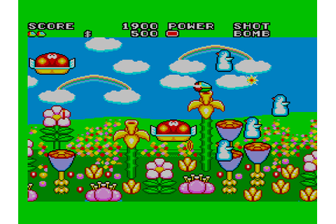 Fantasy Zone II: The Tears of Opa-Opa | Sega Does