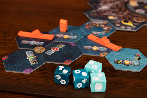 Flotilla Review | Board Game Quest
