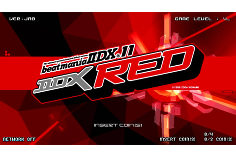[beatmania IIDX 11 IIDX RED] Opening (HD Ver.) - YouTube