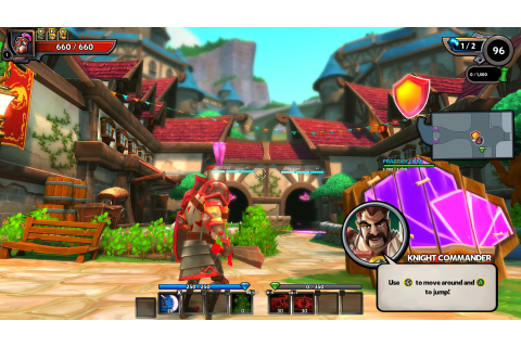 Dungeon Defenders II Review - Blending Action and Strategy