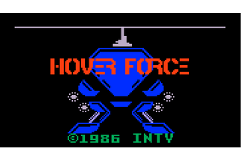 Hover Force - The Cutting Room Floor