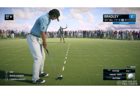 Rory McIlroy PGA Tour Golf Tips from the Devs: Sink That Putt