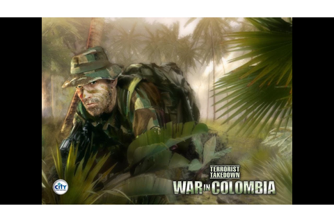 Terrorist Takedown - War in Colombia : Gameplay PC - YouTube