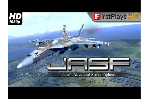 JASF: Jane's Advanced Strike Fighters - PC Gameplay 1080p ...