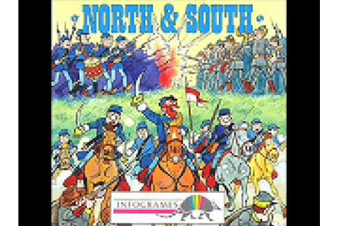 Amiga Music - North & South Track01 - YouTube