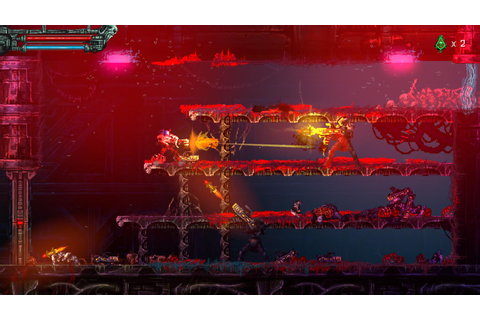Watch gameplay from Valfaris, the new game from Slain devs ...