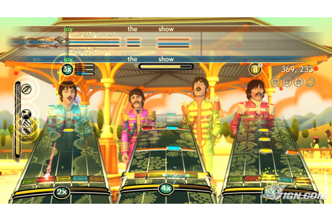 Choose Your Weapon: The Beatles: Rock Band