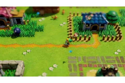 Zelda: Link's Awakening announced for Switch - Nintendo ...