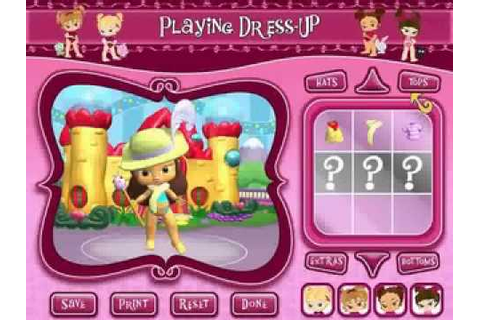 Bratz Babyz Game (Part 1)PC CD-ROM - YouTube