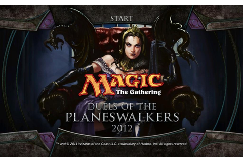 Magic the Gathering- Duels of the Planeswalkers 2012 ...