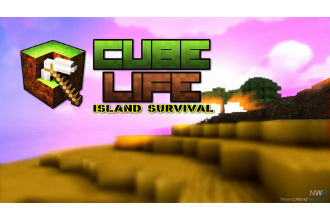 Cube Life: Island Survival - Game - Nintendo World Report