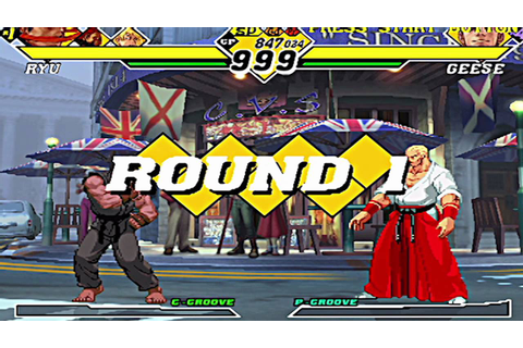 Capcom Vs. SNK 2 Mark Of The Millennium 2001 (PS2) - YouTube