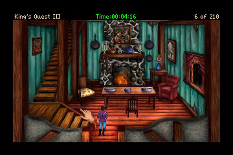 Download King's Quest III Redux: To heir is human ...