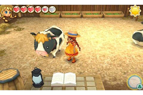 Story of Seasons Trio of Towns Review | 3DS | Video Chums