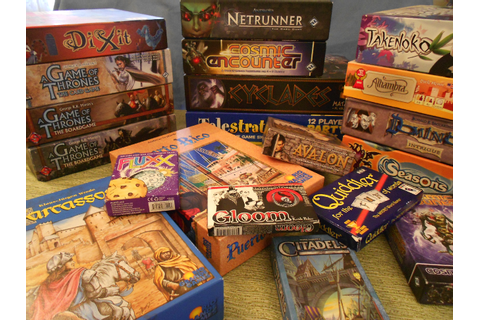 10 Best Strategy Board Games for Kids and Adults | Gaming ...