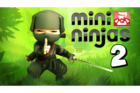 MiNi Ninjas Let's Play | Ep 2 | Leaving Home (PS3/XBOX360 ...