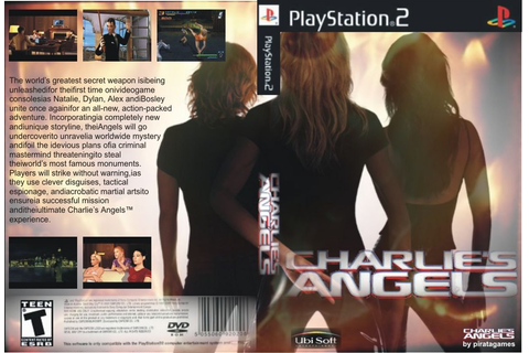 Charlie's Angels (As Panteras) | PS2 | Download Na Net