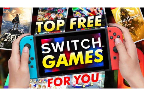 Playtime Unlocked: Top 18 Free Switch Game Codes For You ...