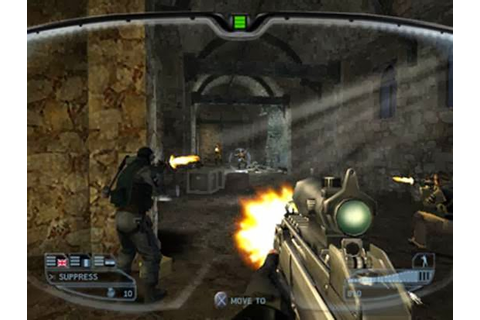 Download Full Games — Tom Clancy's Rainbow Six Lockdown ...