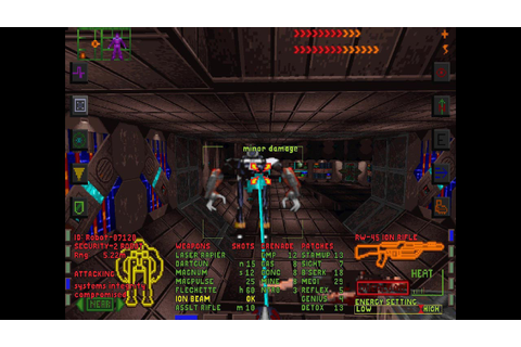 Review: System Shock: Enhanced Edition > NAG