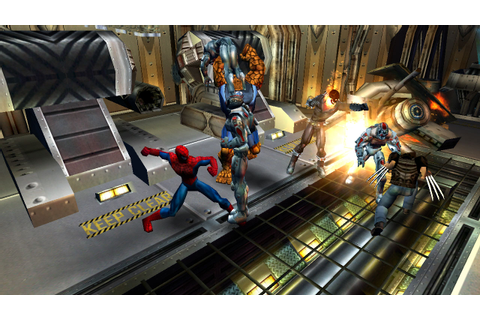 Games Torrent 8: Marvel: Ultimate Alliance - pc [PEDIDO]