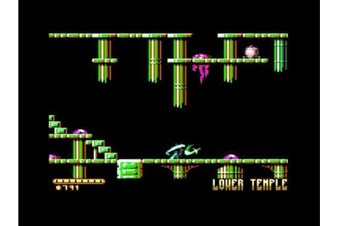 C64 Knight n Grail longplay : This is a newer Metroidvania ...