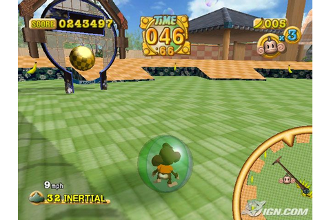 Super Monkey Ball Deluxe screens - NeoGAF