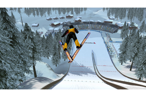 Winter Sports 2012: Feel the Spirit Review - Wii ...